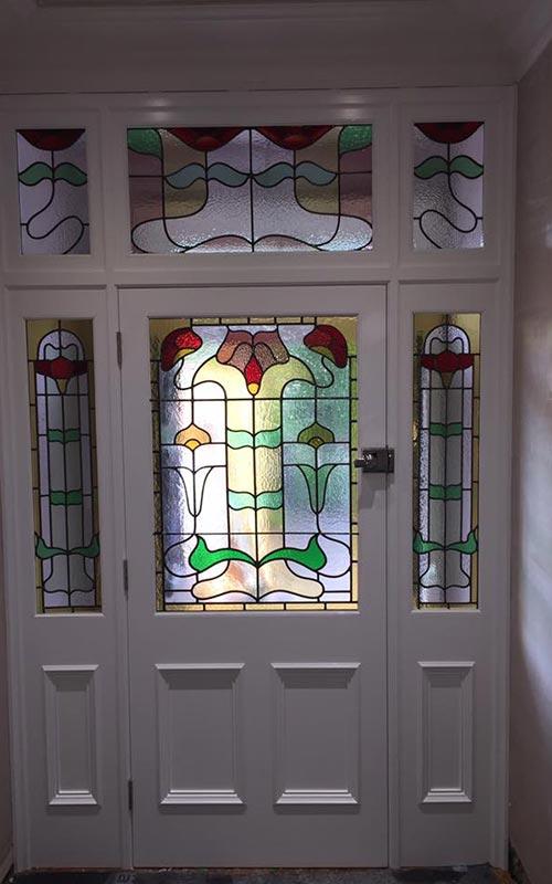 Timber Doors Solid Wood Doors Victorian Front Door